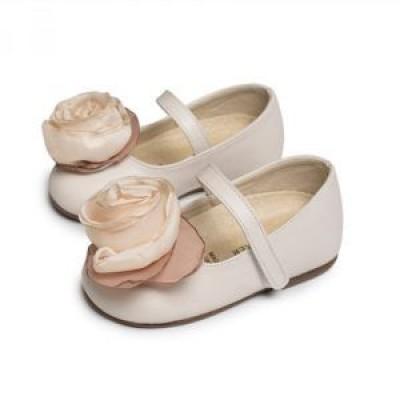 βρεφικά βαπτιστικά παπούτσια για κορίτσια
